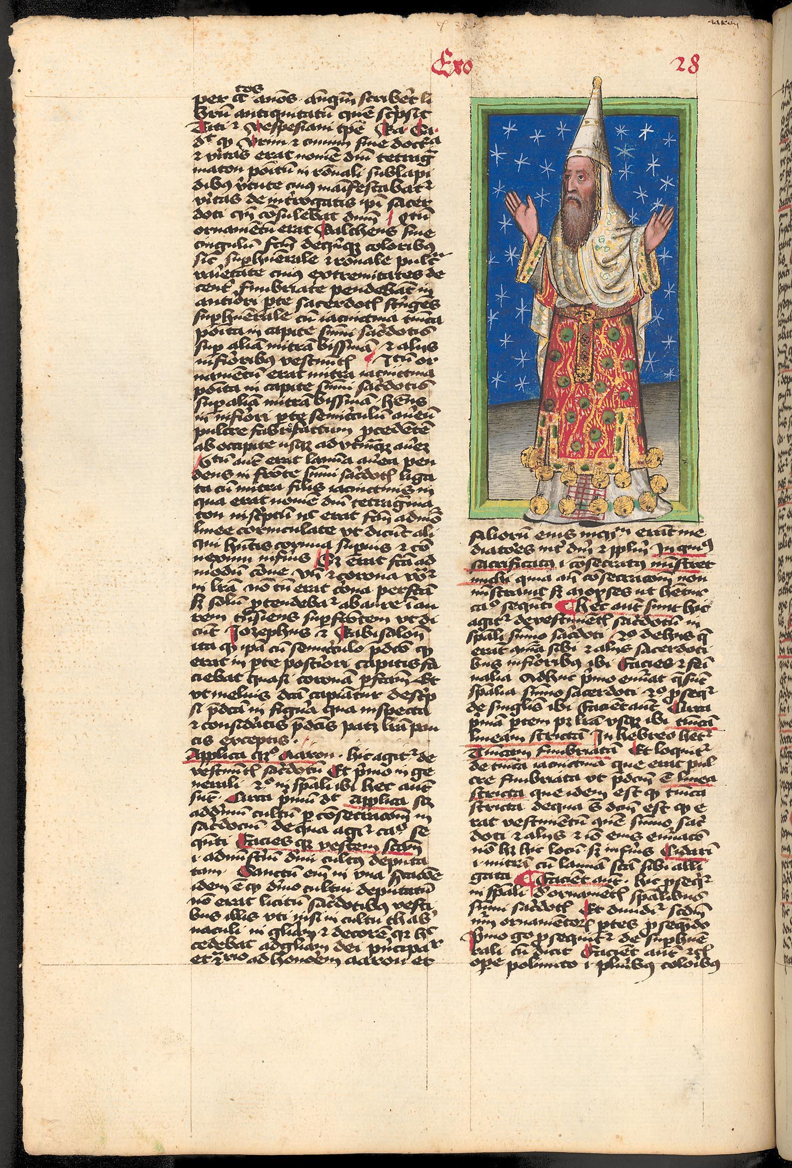 Nicolaus de Lyra: Postilla litteralis super Vetus testamentum, pars