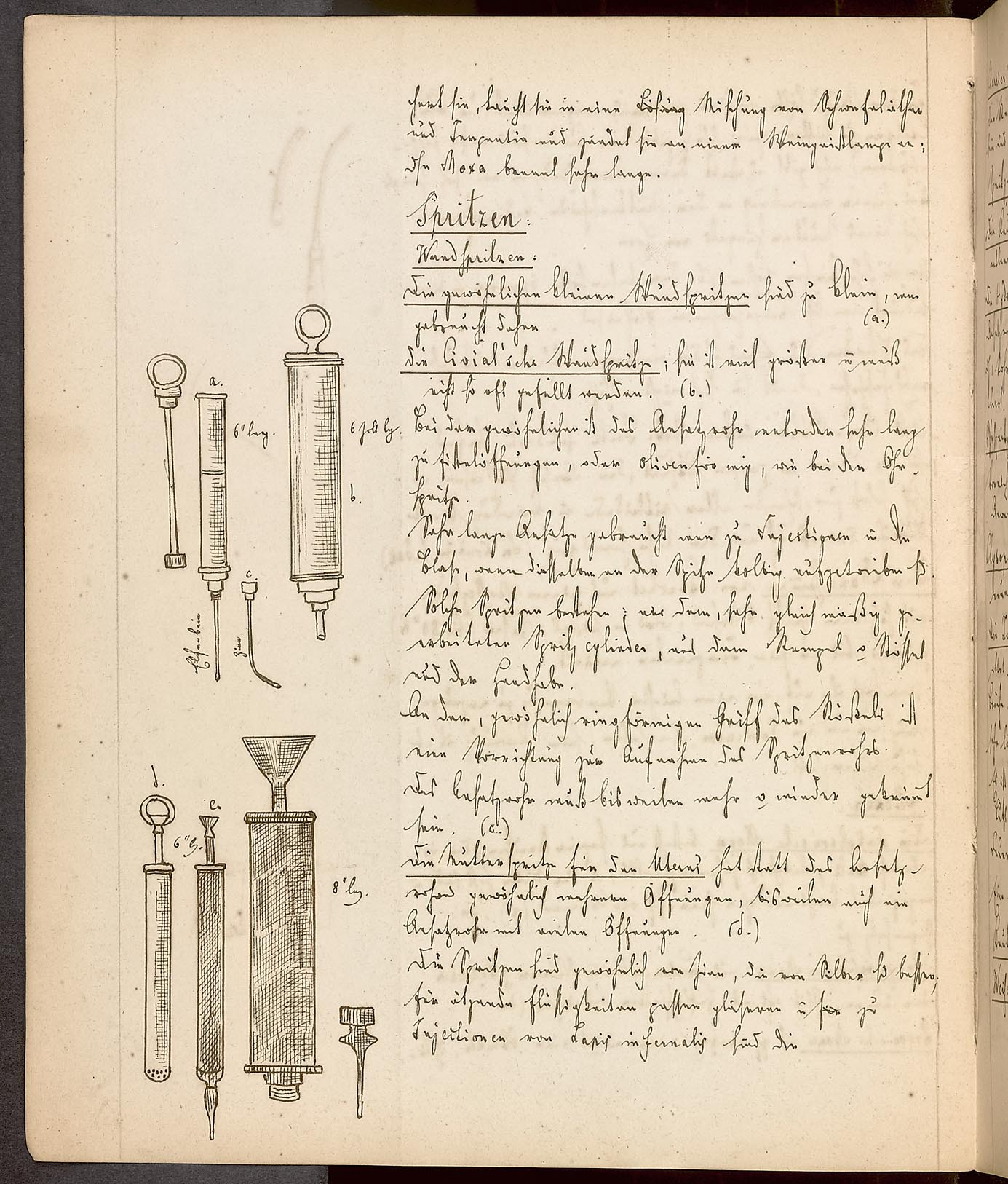 Chirurgische Instrumenten, Bandagen und Operationslehre nach den Vorträgen der Herrn prof. dr. Pitha und MUDr. Morawek