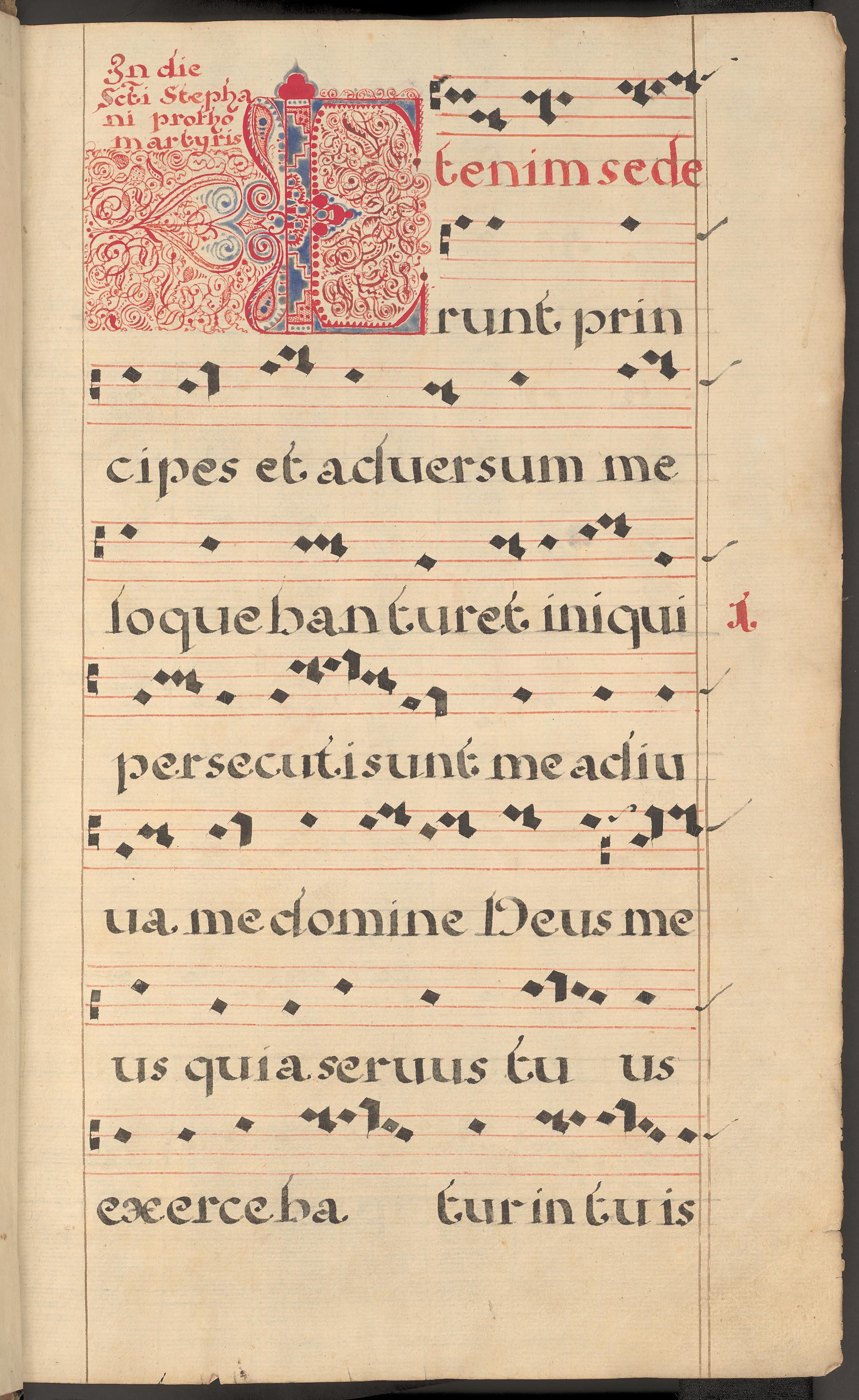 Graduale de sanctis ad usum ordinis Cisterciensis