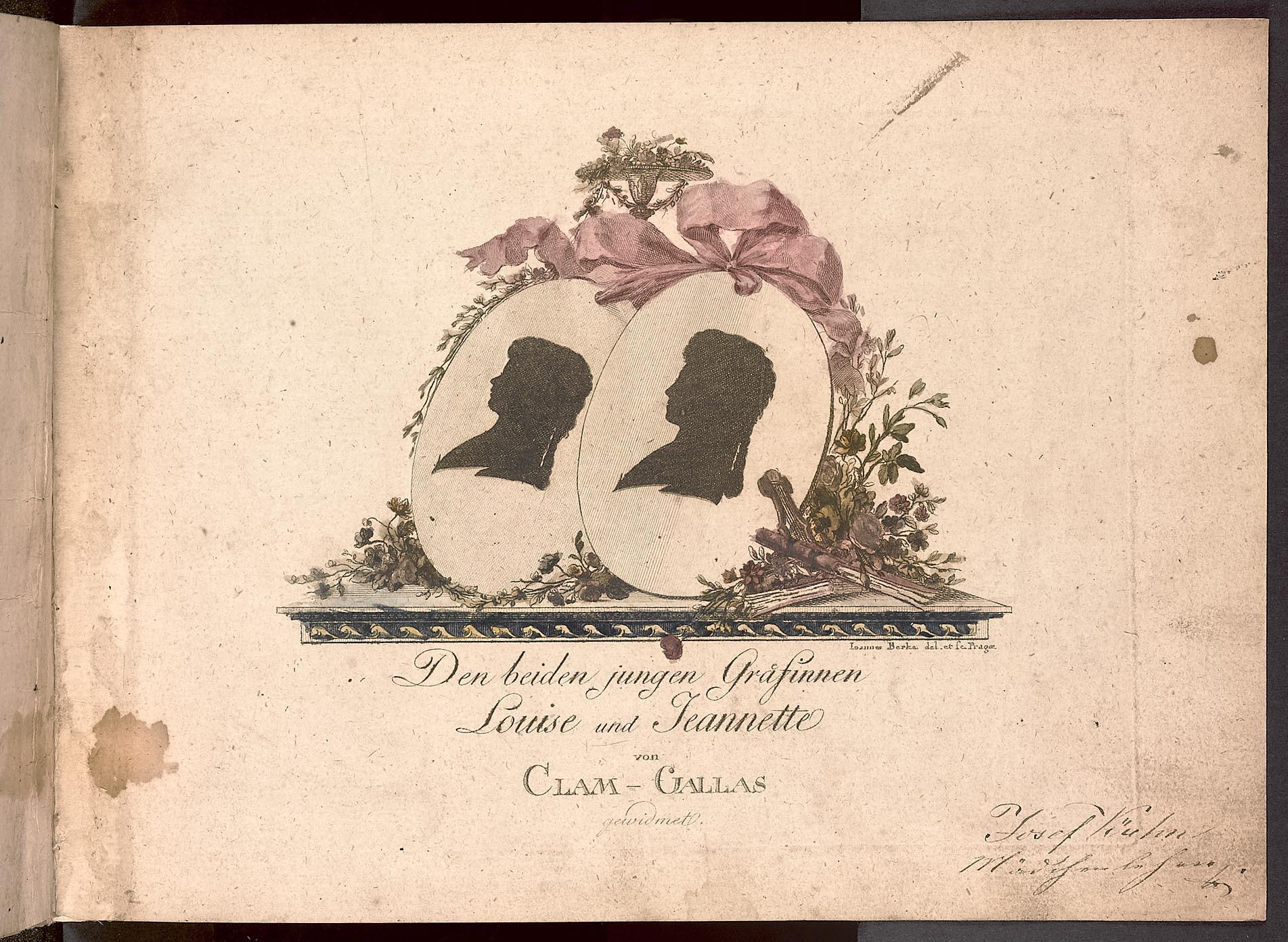 Franz Anton Spielmann: XXV Lieder für Kinder und Kinderfreunde
